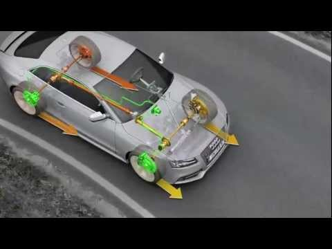 Audi. Torque vectoring