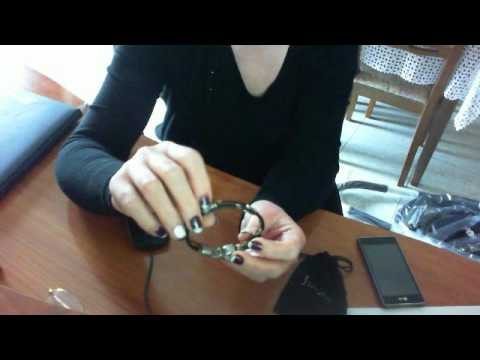 Bracciali uomo e donna all'uncinetto | Spighetta rumena tripla from YouTube · Duration:  16 minutes 51 seconds