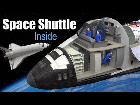 How did the Orbiter Vehicle work? (Space Shuttle)