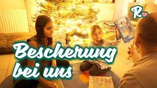 Heiligabend bei Rosislife - Weihnachten mit 3 Kindern -  Vlog#902 Rosislife