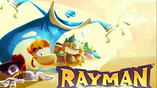 Rayman Adventures - Unlocked New Character Barbara