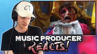 Music Producer Reacts to Oliver Tree - Miracle Man (First Time Hearing!)