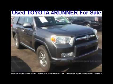 Used TOYOTA 4RUNNER for Sale in USA, Shipping to Nigeria