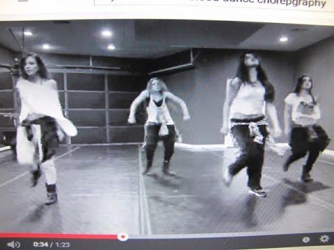 Rihanna - American Oxygen - DANCE CHOREOGRAPHY