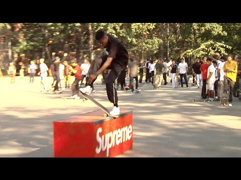 "JENKEM - Adidas x Tompkins NYC ""Away Days"" Tour"