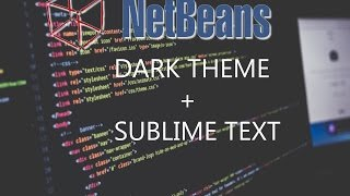 Video Como personalizar Netbeans; Dark Theme  y Sublime Text. download MP3, 3GP, MP4, WEBM, AVI, FLV November 2018