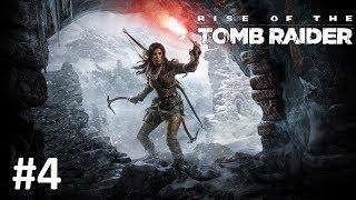 """Rise of the Tomb Raider 4.rész: """"A sírrabló felemelkedésének tetőpontja"""""""