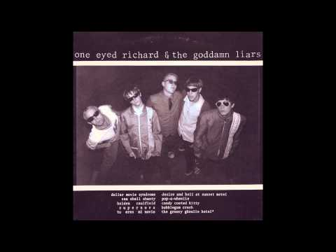 One Eyed Richard & The Goddamn Liars  - Ten Haunted House Theme Songs
