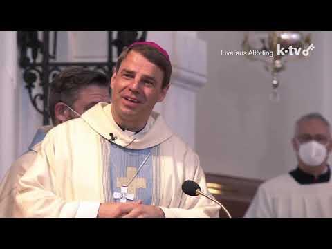 Pontifikalamt aus Altötting