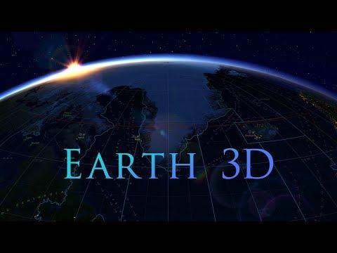 Earth 3D Live Wallpaper and Screensaver