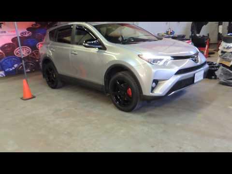 2017 Toyota Rav4 18'' Boss Rims ONLY @ Limitless Tire - Toronto & Barrie