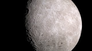 Clair de Lune 4K Version - Moon Images from NASA's Lunar Reconnaissance Orbiter