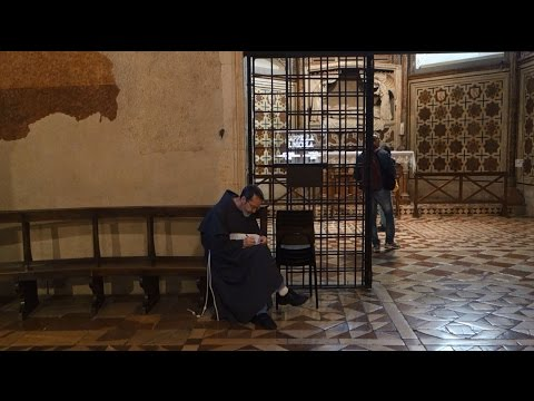 Alone with Giotto and the Bones of St. Francis