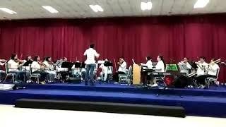 Triangle Orchestra GKI Guntur Bandung  PRPI 2018 Lembang