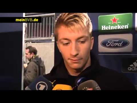 Marco Reus Interview