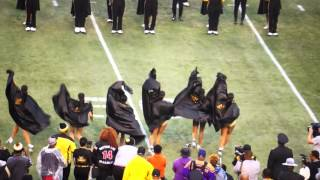 2015 mighty marching hornets magic city classic halftime show