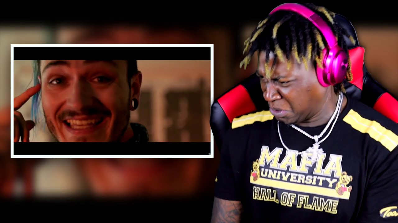 """ITS A FLAME!!! A Hard Knock Life - Calm And Brush """"Official Video"""" 2LM Reaction"""