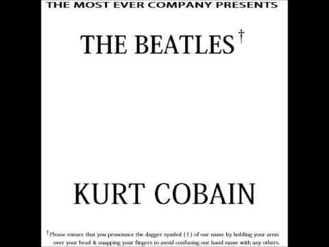 The Beatles† - Kurt Cobain [LP]