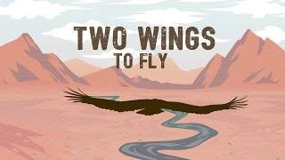 Two wings to fly - Mindfulness and compassion
