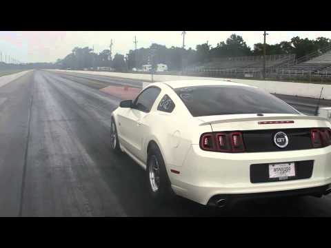 2014 Mustang GT Roush Phase 1 Supercharged Dyno | Doovi