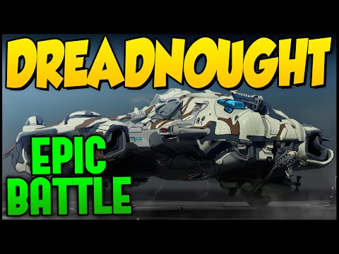Dreadnought ➤ Intense Battle vs AngryJoeShow & Crew [Dreadnought Multiplayer Gameplay]