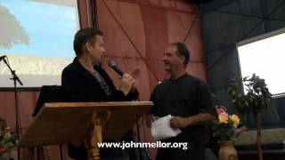 Toothache healed and cavity supernaturally filled - John Mellor Australian Healing Ministry