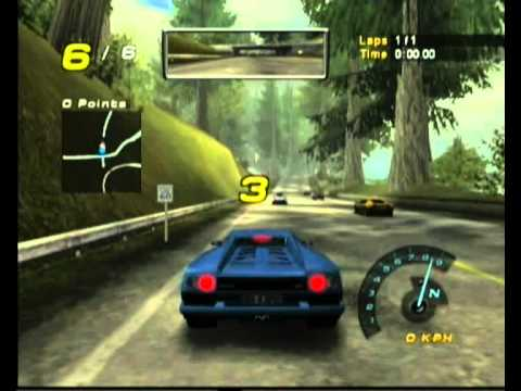 Need For Speed Hot Pursuit 2 Xbox Gameplay Youtube