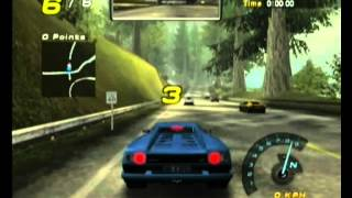 Need for Speed: Hot Pursuit 2 Xbox Gameplay