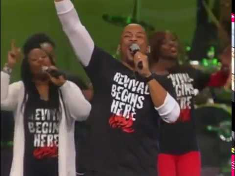"Bernard Williams - ""Our God Reigns"""