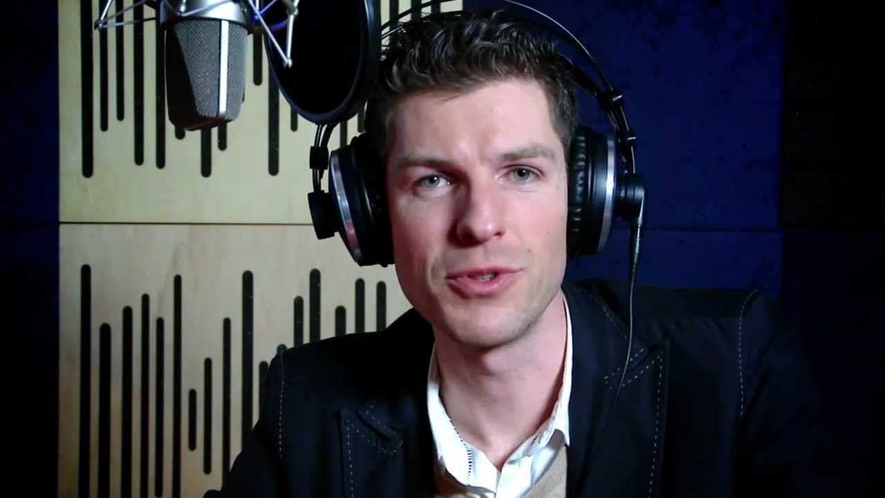 Voice showreel thomas van der youtube for De4r spiegel