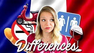 DIFFÉRENCES ENTRE LA FRANCE ET LE QUÉBEC