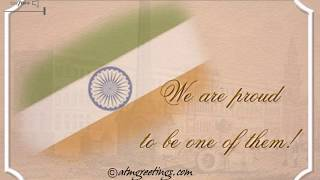 Indian Republic Day | Ecard | Greetings Card | Wishes | Messages | Video |08 04
