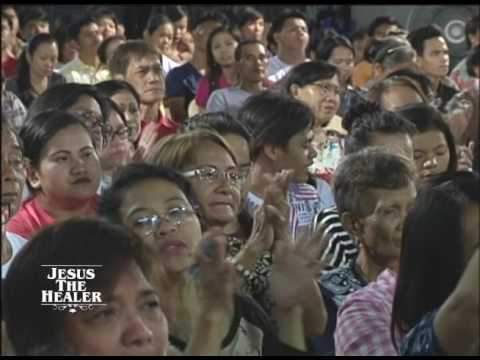 Miracle Healing Service: Faith by Bro. Eddie Villanueva (Part1)
