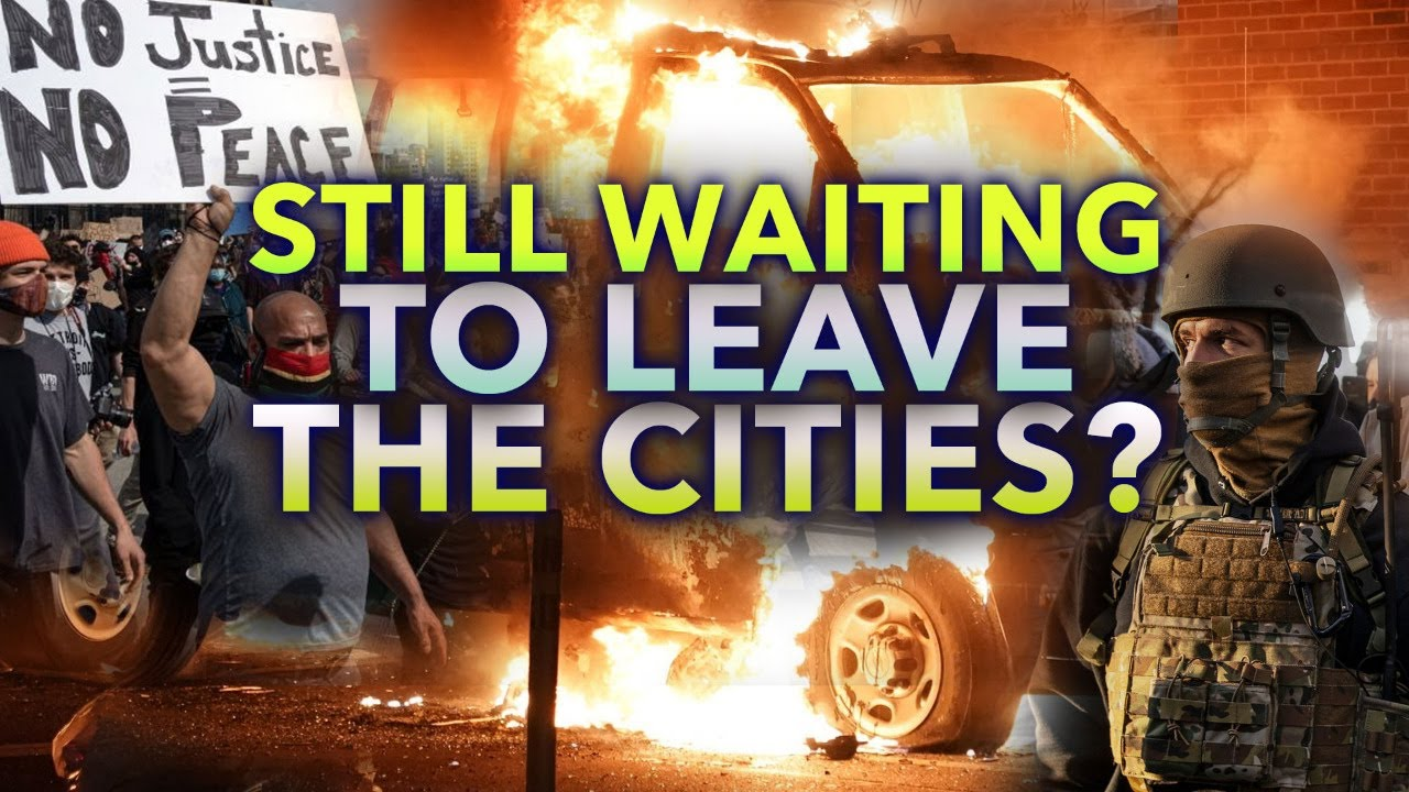 Still Waiting to Leave the Cities? (LIVE STREAM)