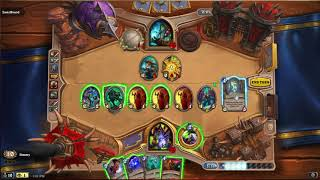 FIRST 12/0 ARENA RUN OF TAVERN OF TIME - HEARTHSTONE HEROES OF WARCRAFT