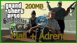 How To Download | GTA SAN ANDREAS LITE | Adreno And Mali GPU | In Android