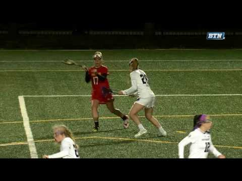 Maryland at Northwestern - Women's Lacrosse Wrap-Up