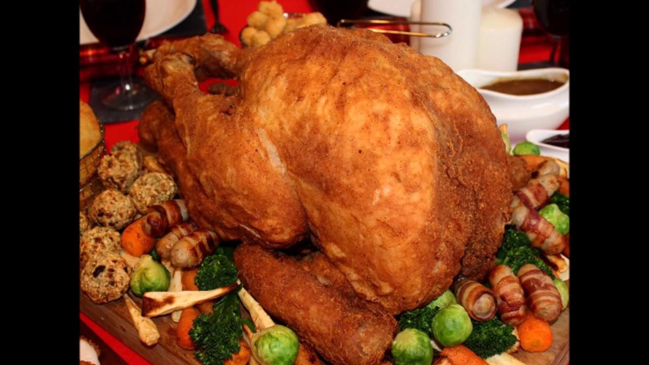 Kfc Kentucky Fried Chicken Kentucky Fried Turkey For Christmas