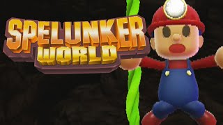 TROLL Game?  - Spelunker World (PS4)