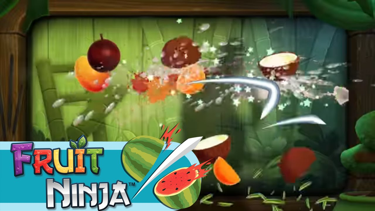 Fruit Ninja 5 Year Anniversary