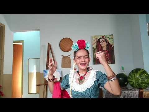 "Download ""La Bruja"" de Vanessa Cornélio (vida e obra de Frida Kahlo)"