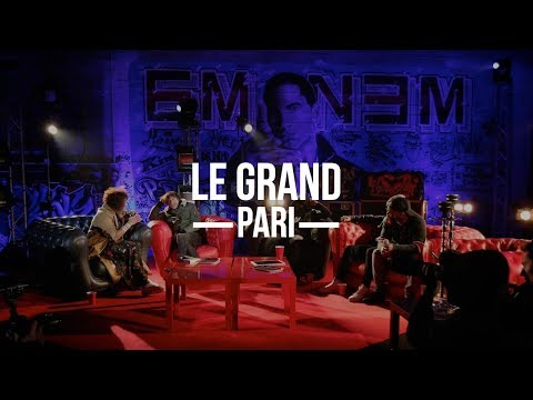 LE GRAND PARI #1 (Lino, Dosseh, Kalash Criminel, Cali...)