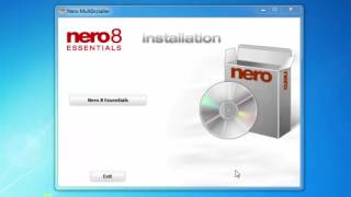 How To Install Nero 8 Full