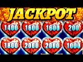 High Limit Lock It Link Slot Machine ★HANDPAY JACKPOT★ | JACKPOT Won | 5 Dragons Live Slot Play