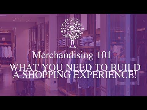 Merchandising 101 Part 1: The basics| Brick and Mortar| Luxury vs FMCG Strategy - Duur: 4:11.