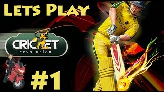 Let's Play Cricket Revolution - Episode 1 - The Duck and Maiden