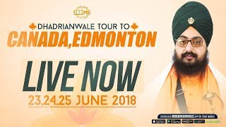 24 June 2018 - Day 2 - LIVE STREAMING - Edmonton - Alberta - Canada