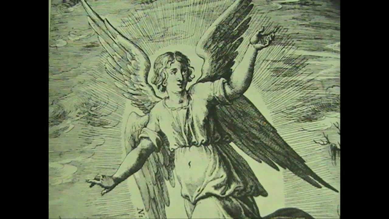 Ancient Fallen Angels Art