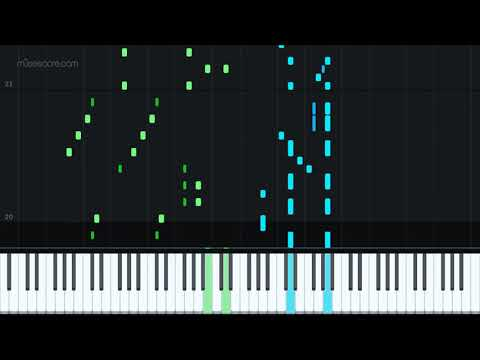 Some ragtime [Piano Tutorial + Sheet music] [Piano Tutorial + Sheet music] thumbnail