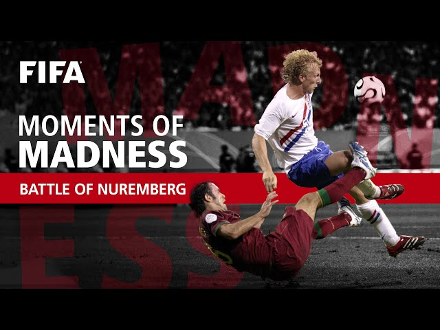 Battle of Nuremberg | Germany 2006 | FIFA World Cup
